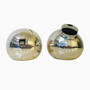 Space Age Smoking Set from Valenti, Set of 2