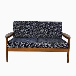 Mid-Century Teak Sofa by Komfort Denmark