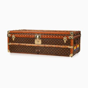 20th Century French Canvas Cabin Trunk from Louis Vuitton, 1930s