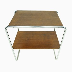 Bauhaus Side Table, 1930s