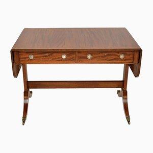 Mesa estilo Regency antigua