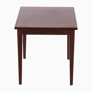 Rosewood Side Table, 1960s