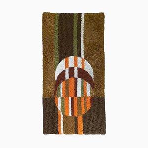 Vintage Czechoslovakian Carpet, 1970s