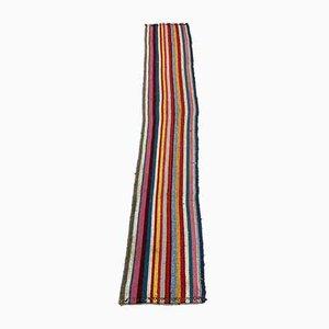 Antique Turkish Kilim Runner Rug