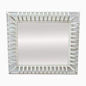 Vintage Industrial Style Metal Mirror