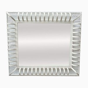 Vintage Metall Spiegel im industriellen Stil