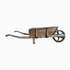 Antike Schubkarre
