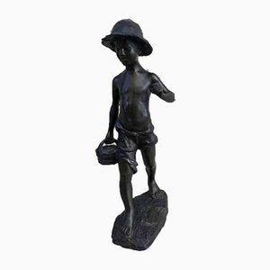 Scultura in bronzo, inizio XX secolo