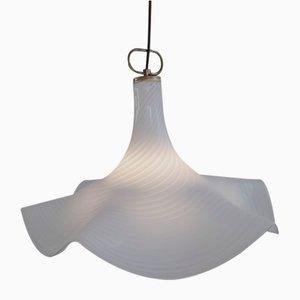Vintage Murano Swirl Ceiling Pendant