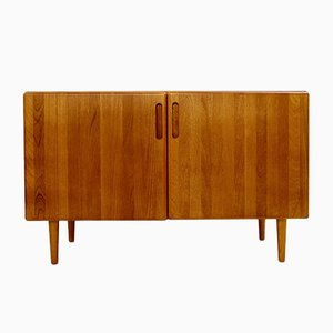 Danish Small Sideboard with Two Doors