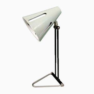 Desk Lamp by H. Busquet for Hala Zeist, 1950s