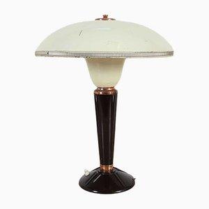 Tischlampe von Eileen Gray für Jumo, 1940er