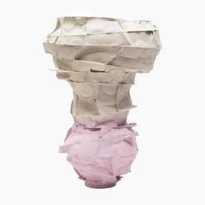 Vase en Porcelaine par Monika Patuszyńska