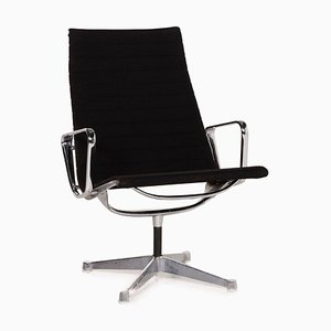 Black Armchair by Herman Miller for Vitra