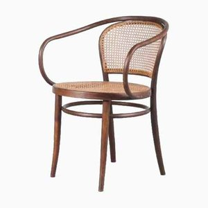 1940s Dining chair commissioned by Le Corbusier for Thonet, France