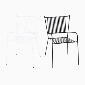 Chaise d'Intérieur et d'Extérieur Capri par Stefania Andorlini pour COOLS Collection