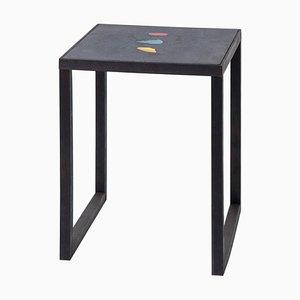 Table d'Appoint Basis Rho en Bois par Studio Jeschkelanger