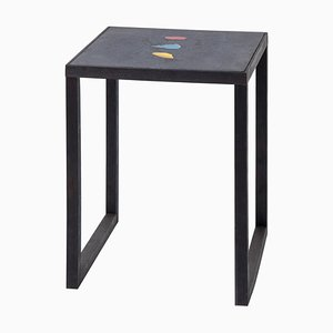 Tavolino Basis Rho in legno di Studio Jeschkelanger
