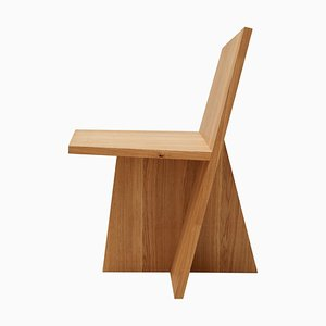 Crooked Dining Chair by Nazara Lazaro for Massive