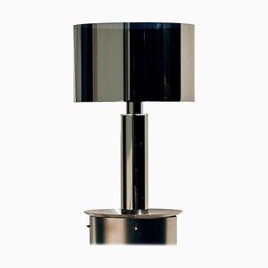 Lámpara de mesa Miami plateada de Brajak Vitberg para Cor