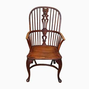 Late 18th / Early 19th Century Hoop Back Armchair