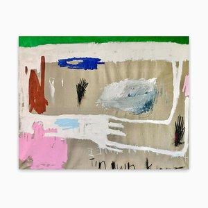 Nathan Paddison, Pintura Abstracta, 2020