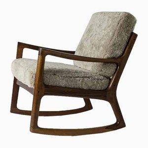 Senator Rocking Chair by Ole Wanscher