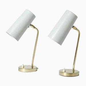 Tischlampen von Böhlmarks, 2er Set