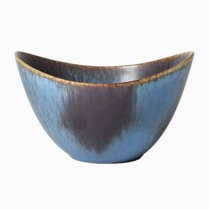 Stoneware Bowl by Gunnar Nylund for Rörstrand