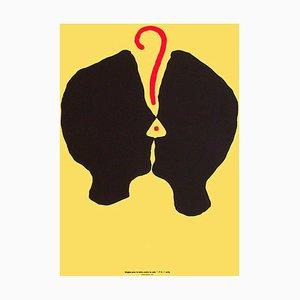 Imágenes para el póster Fight Against Aids de Jean-Charles Blais