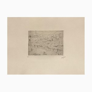 Issy-Les-Moulineaux by Jules Pascin