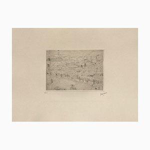 Issy-Les-Moulineaux von Jules Pascin