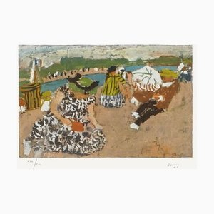 The Beach von Jean Pougny