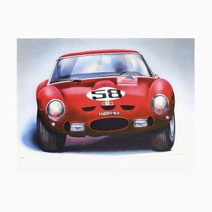 Ferrari 250 GTO 6 par Jean Hirlimann