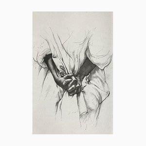Body of Ecstasy Coverage by Ernest Pignon-Ernest