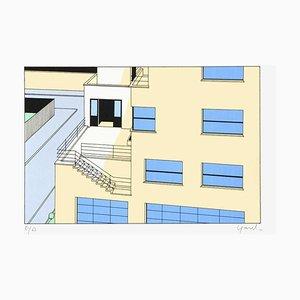 Paris, Rue Mallet-Stevens 07 von Jean-Pierre Lyonnet