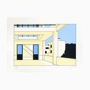 Paris, Rue Mallet-Stevens 06 par Jean-Pierre Lyonnet