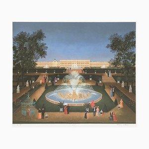 Das Schloss von Versailles von Fabienne Delacroix