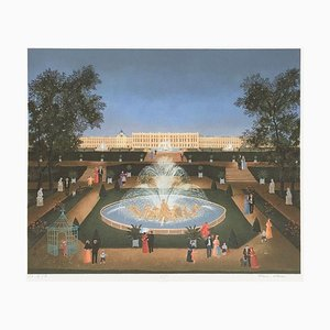 The Palace of Versailles by Fabienne Delacroix