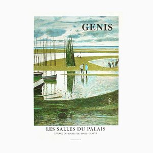 97 The Expo Hall of the Palace I by Rene Genis