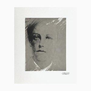 Rimbaud Variation III by Ernest Pignon-Ernest