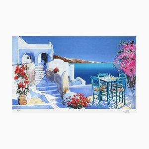 Paraíso griego pequeño de André Bongibault