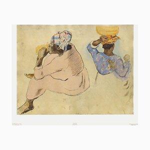 Maori Women by Paul Gauguin