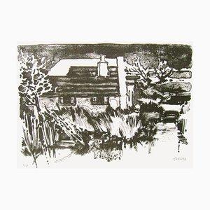 In der Camargue VI von Eliane Thiollier