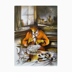 Job, The Tinsmith by Raymond Poulet