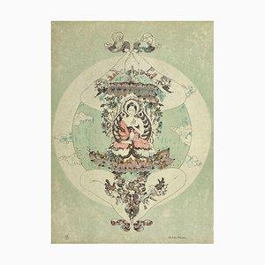 Bouddha von Didier Moreau
