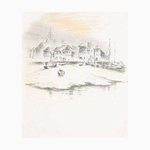 Lampes Honfleur III par Andre Hambourg