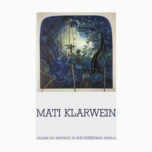 Póster Exposure Gallery Isy Brachot de Mati Klarwein