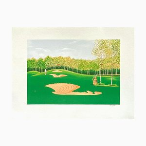Golf I par Jean-Louis Honnet