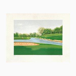Golf II by Jean-Louis Honnet